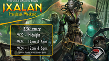 Ixalan Prerelease Events