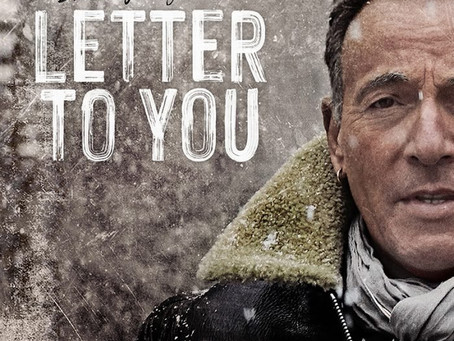 "Bruce Springsteen embraces his years of wisdom on ""Letter to You"""