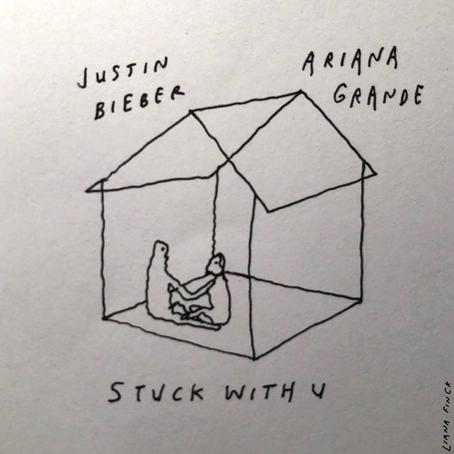 "Ariana Grande and Justin Bieber Drop ""Stuck With U"""