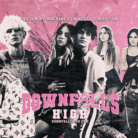 'Downfalls High' gives unneeded insight into Machine Gun Kelly's latest release