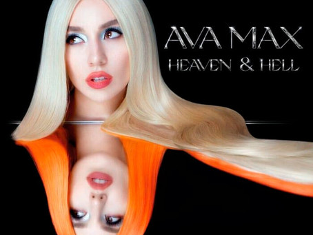 Ava Max's 'Heaven and Hell' is a Familiar Dance Album but Nothing More