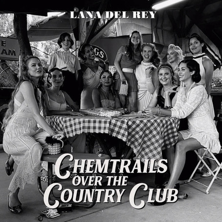Lana Del Rey shows refinement and looks inward on 'Chemtrails Over the Country Club'