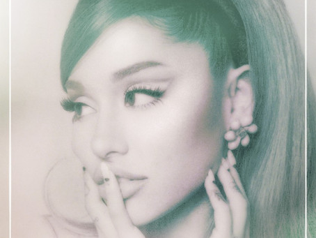 'positions' lacks sparkle, but is still an enjoyable Ariana Grande album