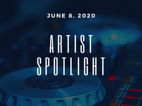 Artist Spotlight - June 8