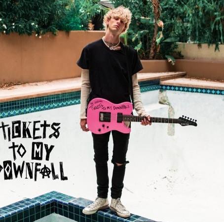'Tickets to My Downfall' Shows Machine Gun Kelly's Versatility With a Pop-Punk Album