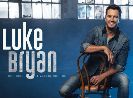Luke Bryan Delivers a Predictable, Yet Enjoyable Album With 'Born Here Live Here Die Here'