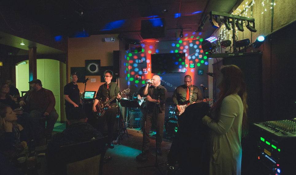 Trophy Husbands at Chef's Palette in Cary