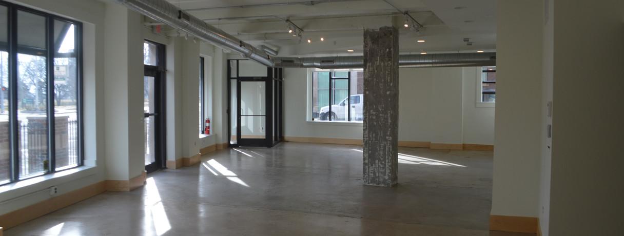 Modern City Office Interior