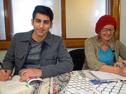 Former student Rehan Ali and his success in film script writing