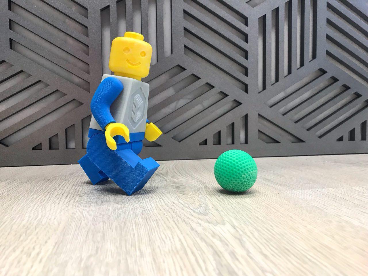 Legoman (5 Sessions)