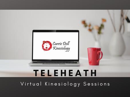 Virtual Wellness is Here!!