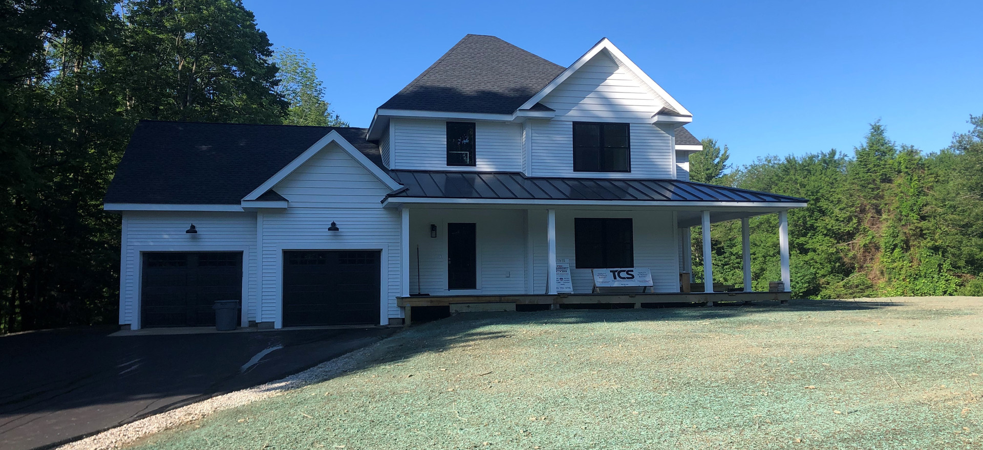 Custom Home in Plaistow