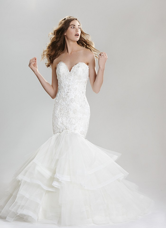 NEW from Lillian West Style: 6416