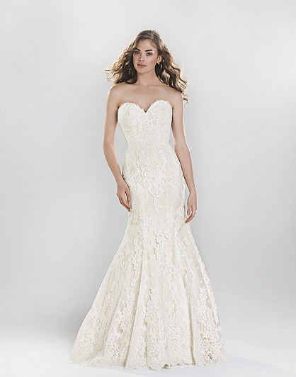 NEW from Lillian West Style: 6399