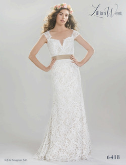 NEW from Lillian West Style: 6418