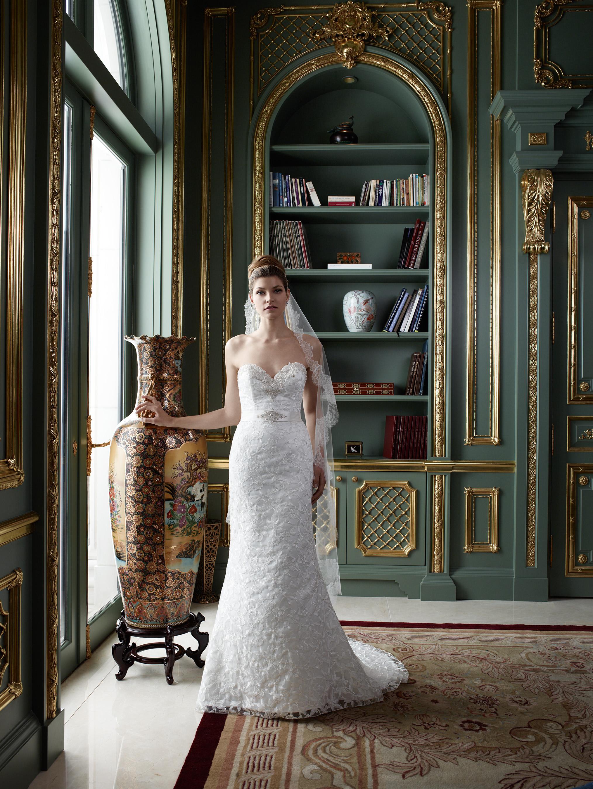 Style: 2081 By Casablanca Bridal