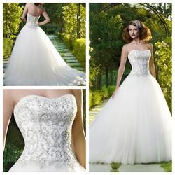 Style: 2071 By Casablanca Bridal