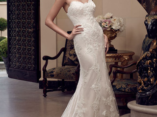 Spring 2015 Collection by Casablanca Bridal Has Arrived!
