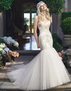 Style: 2219 By Casablanca Bridal