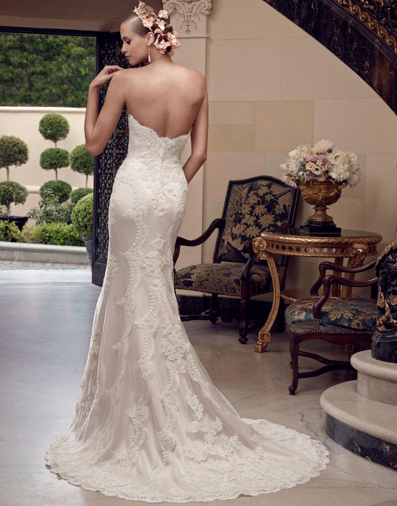Style: 2201 By Casablanca Bridal