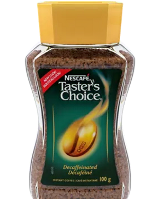 Nescafe taster's choice decaf 100g