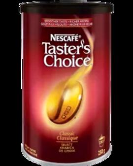 Nescafe taster's choice classic 250g