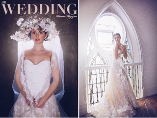 Wedding Planner Magazine: March 2015 Cover Shoot