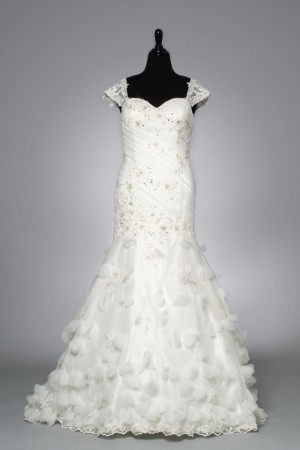 WHITE By CM Couture Style: Annabella