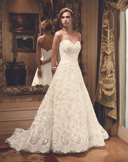 Style: 2127 By Casablanca Bridal