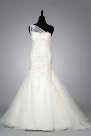 WHITE By CM Couture Style: Alessia