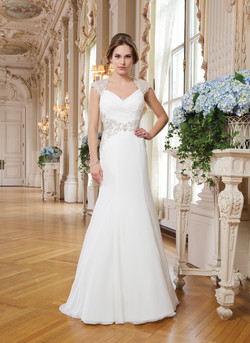 NEW from Lillian West Style: 6340
