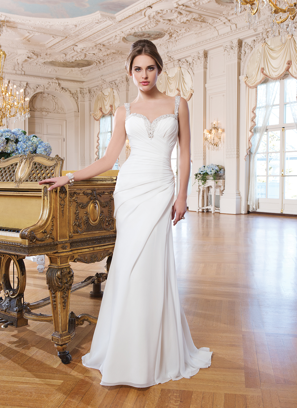 NEW from Lillian West Style: 6343
