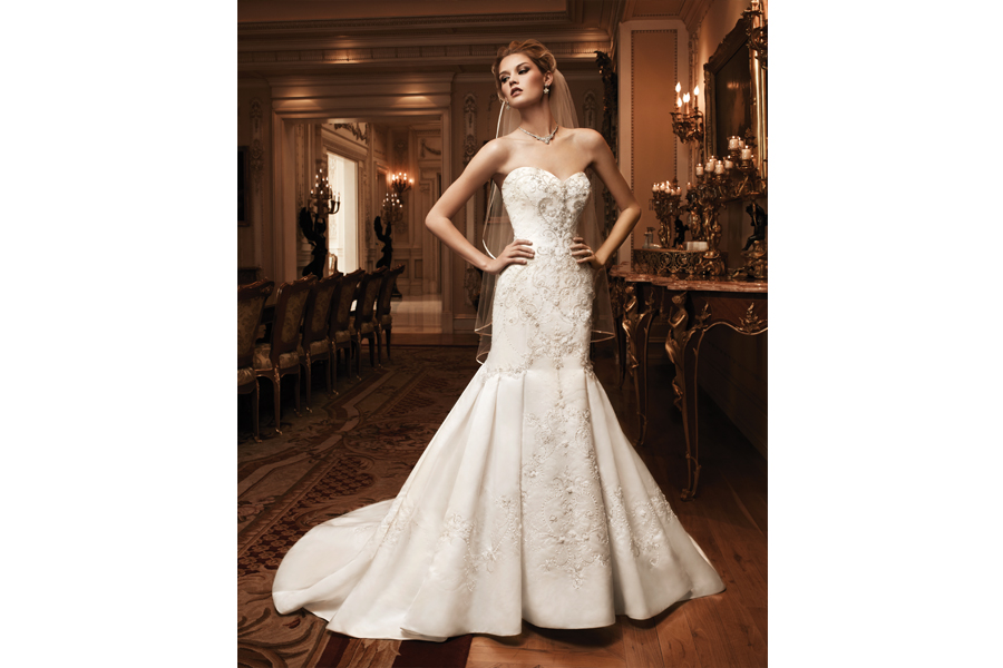 Style: 2124 By Casablanca Bridal