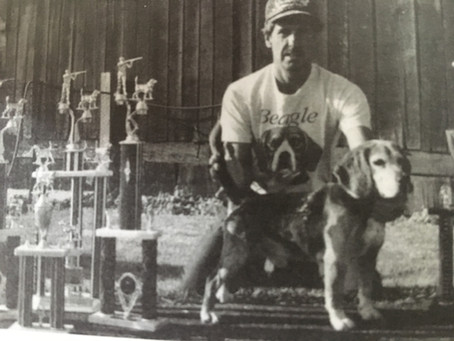 Great Hounds:  FC. Deaton's Black Magic