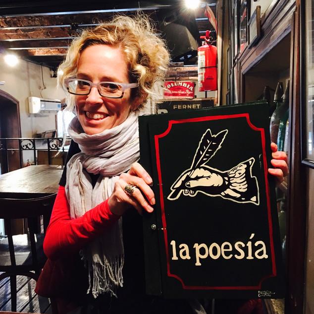 Café de la poesía, Buenos Aires