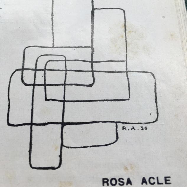 Rosa Acle en Removedor