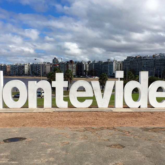 Montevideo, tan encantador