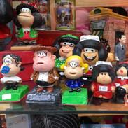 Mafalda kitsch, Buenos Aires