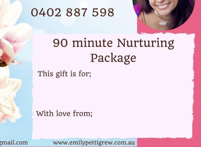 90 min Divine Nurturing Package