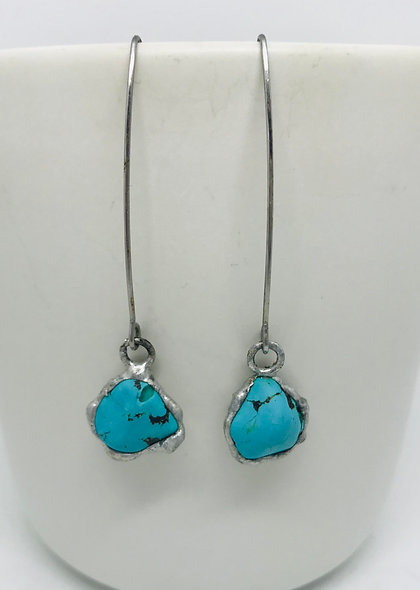 Turquoise Howlite Strong Hold