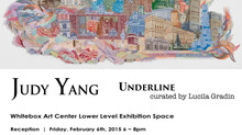 UNDERLINE : RECENT ARTWORKS BY JUDY YANG