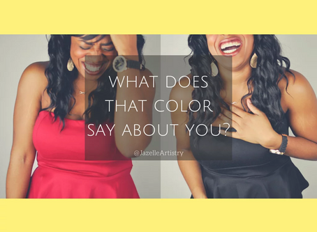 What does the color you are wearing say about you?
