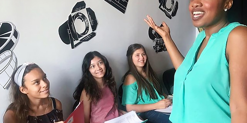 Youth Kids Acting Class