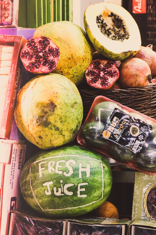 Fresh Fruit from Market