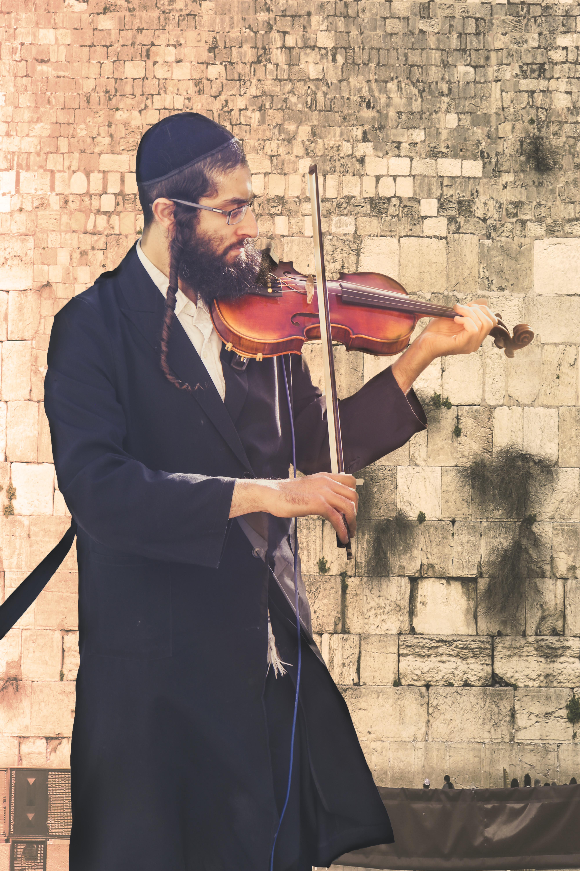 Jerusalem Violinist
