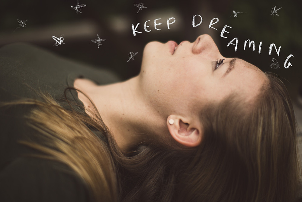 Keep dreaming - portrait photography
