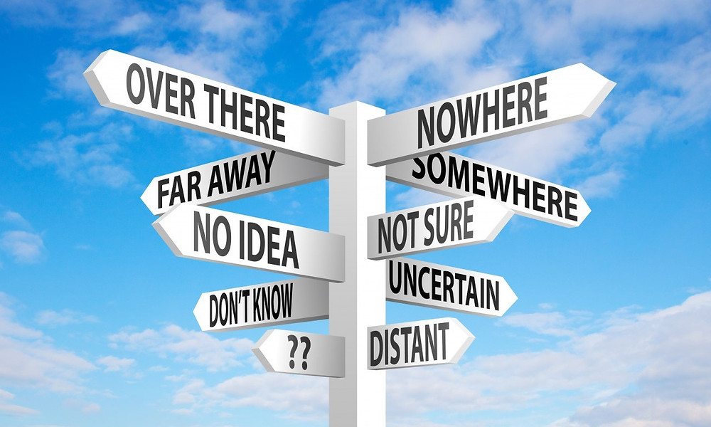 how to find direction in life