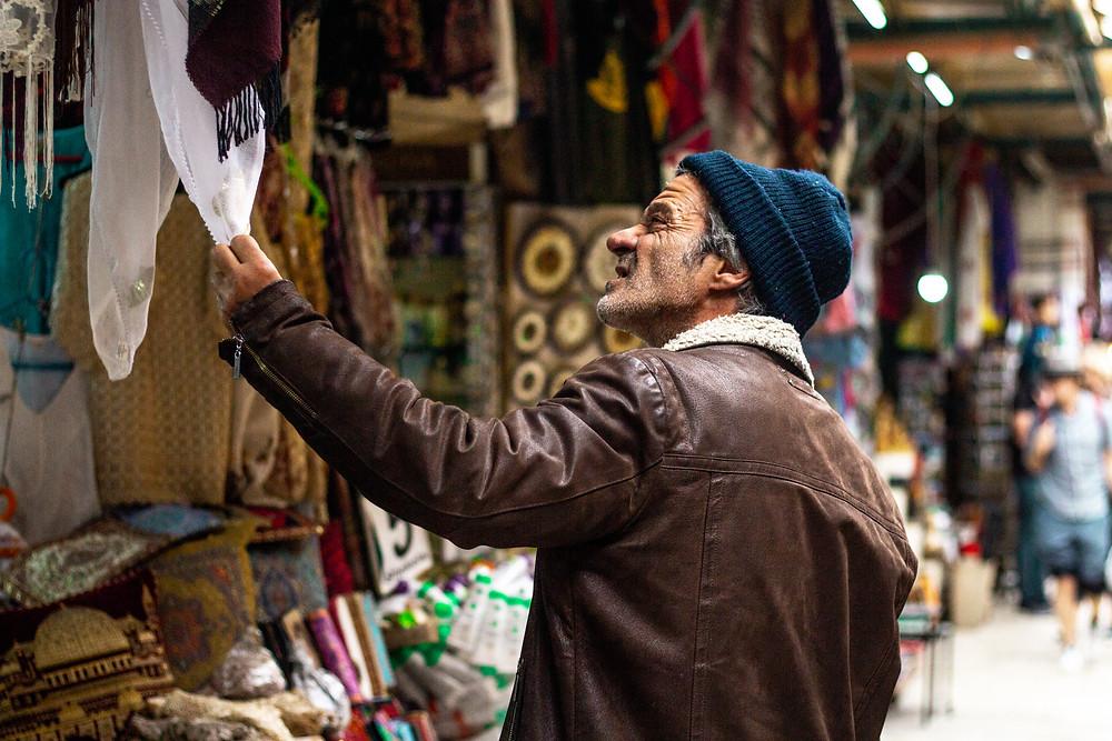 Jerusalem Old City Market - Israeli Photography