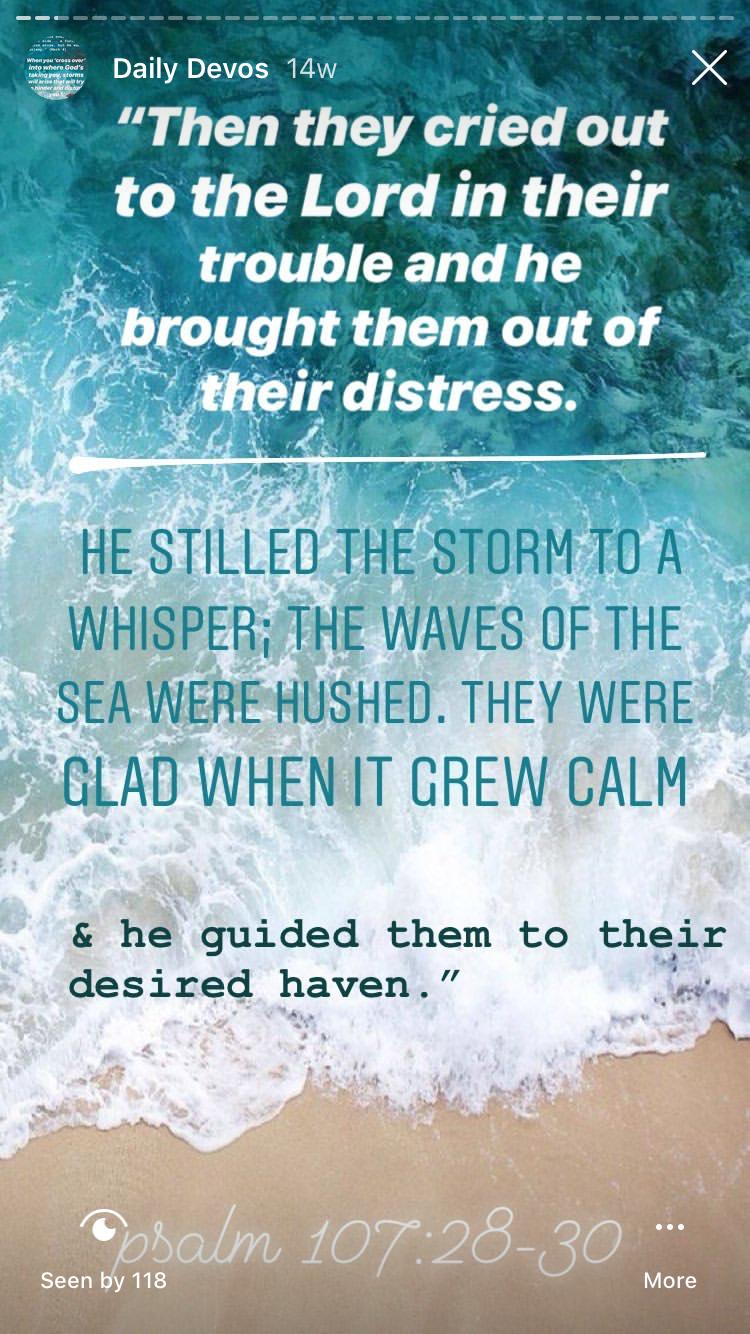psalms 107:28-30