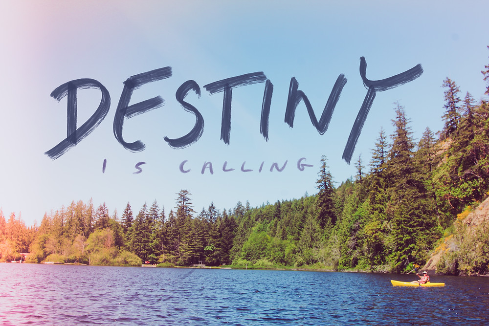 destiny is calling - Vancouver Island Mesachie Lake